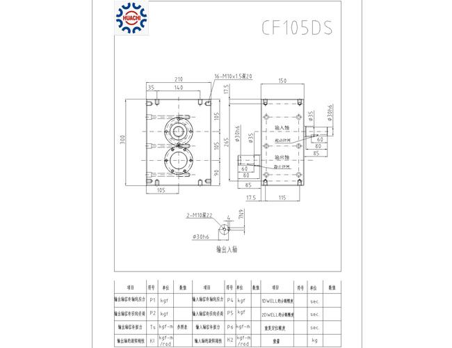 CF105DS